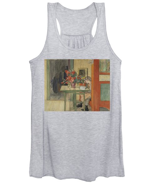 Lisbeth Reading Women's Tank Top