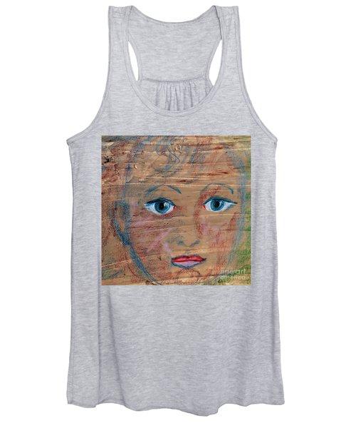 Little Boy Blue Women's Tank Top