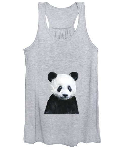 Little Panda Women's Tank Top