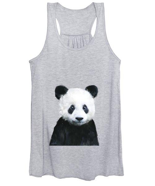 Little Panda Women's Tank Top