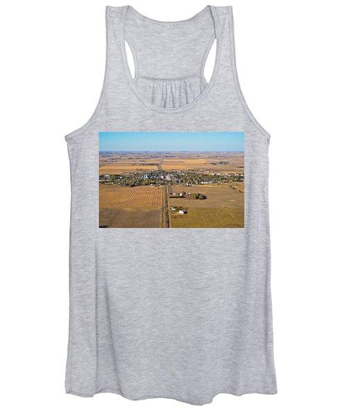 Little Town On The Prairie Women's Tank Top