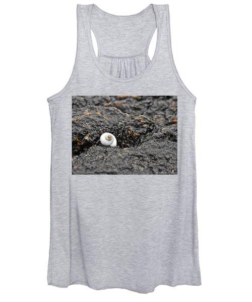 Lone Seashell Women's Tank Top