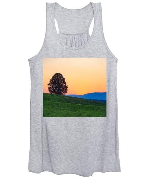 Lone Tree Women's Tank Top