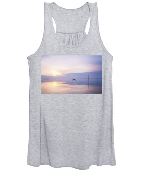 Lonely Mister Lonely Women's Tank Top