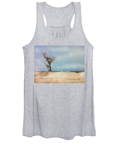 Lonely Sentinel  Women's Tank Top