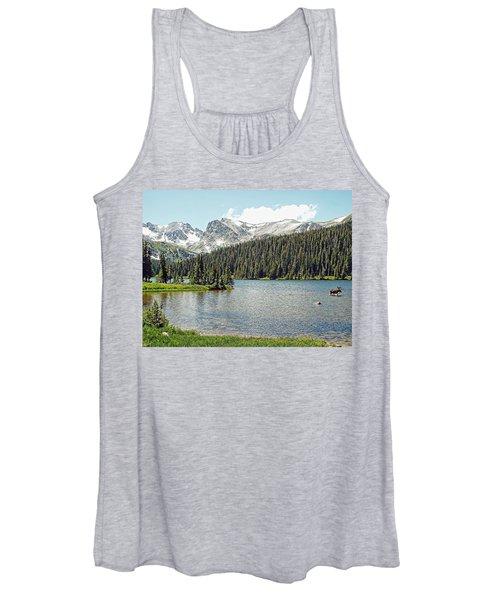 Long Lake Splender Women's Tank Top