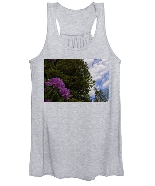 Looking To The Sky Women's Tank Top