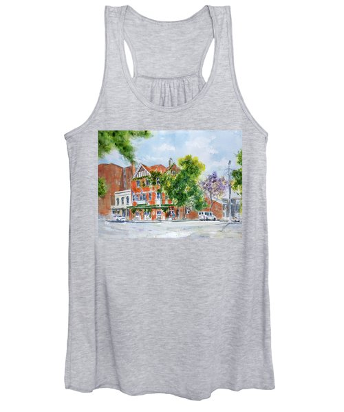 Lord Dudley Hotel Women's Tank Top