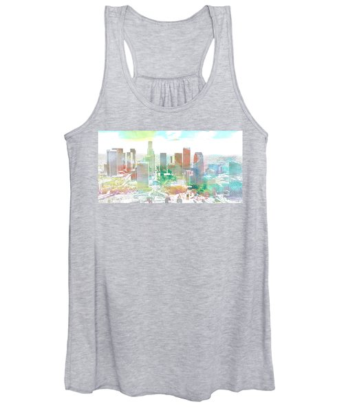Los Angeles, California, United States Women's Tank Top