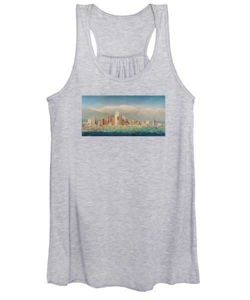 Los Angeles Sunset Women's Tank Top