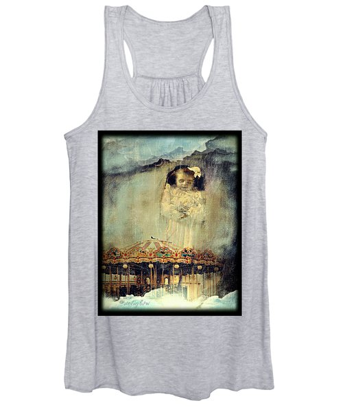 Loss Of Diety Women's Tank Top