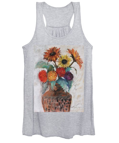 Lost And Found Women's Tank Top