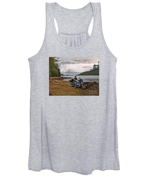 Lost At Sea Women's Tank Top