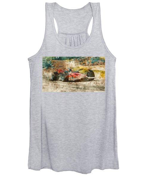 Lotus 49 - 33 Women's Tank Top