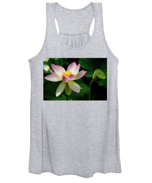 Lotus Lily In Its Final Days Women's Tank Top