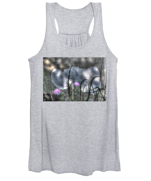 Love And Death Women's Tank Top