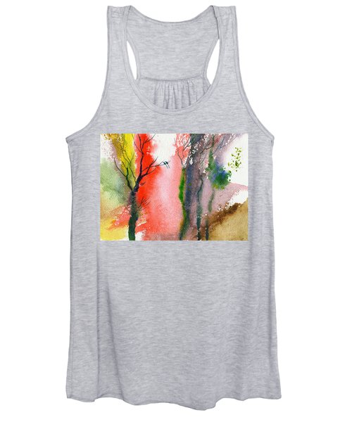 Love Birds 2 Women's Tank Top