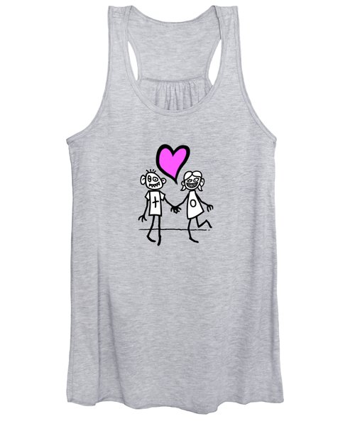 Lovers Women's Tank Top