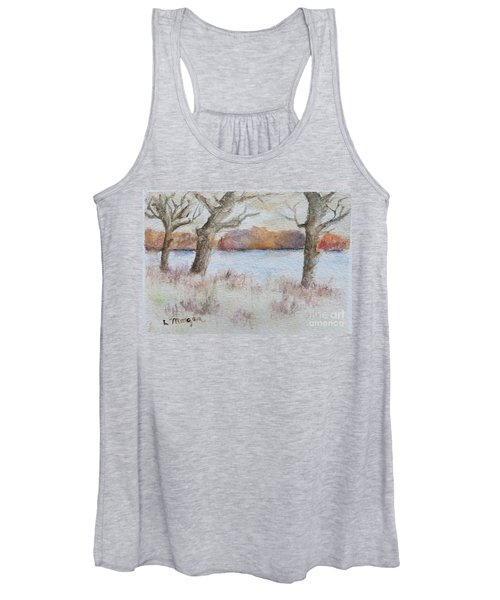 Lovers' Lake Women's Tank Top