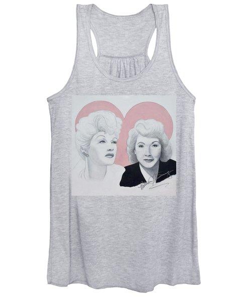 Lucille And Vivian Women's Tank Top