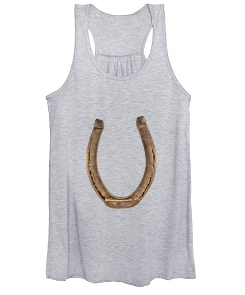 Lucky Horseshoe Women's Tank Top