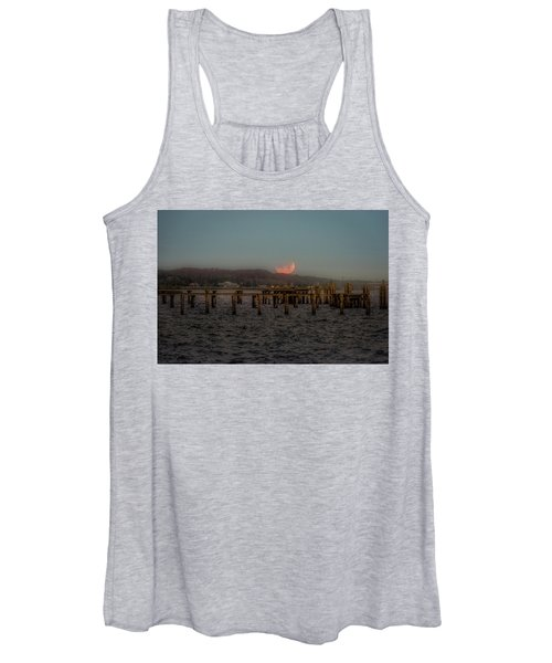 Lunar Eclispe  Women's Tank Top