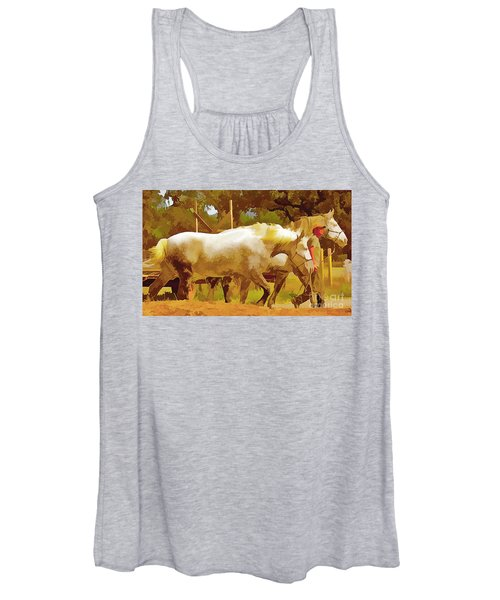 Lunchtime Women's Tank Top