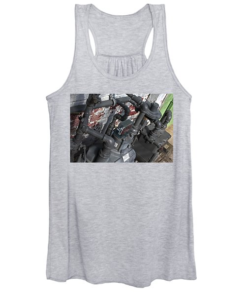 Machinery Women's Tank Top