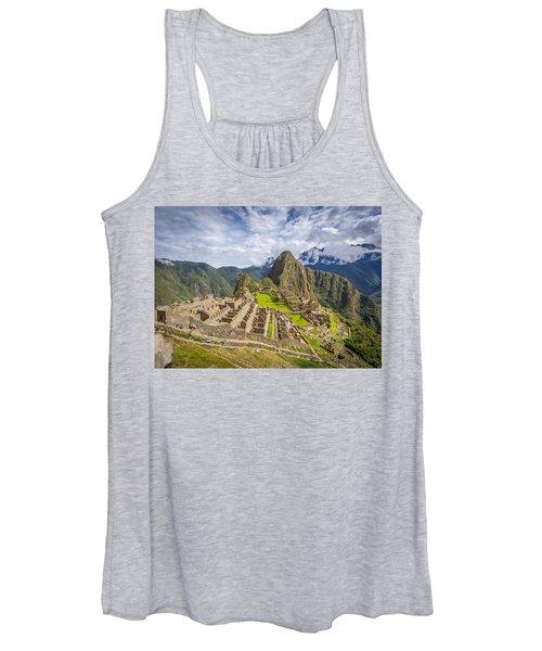 Machu Picchu Peru Women's Tank Top