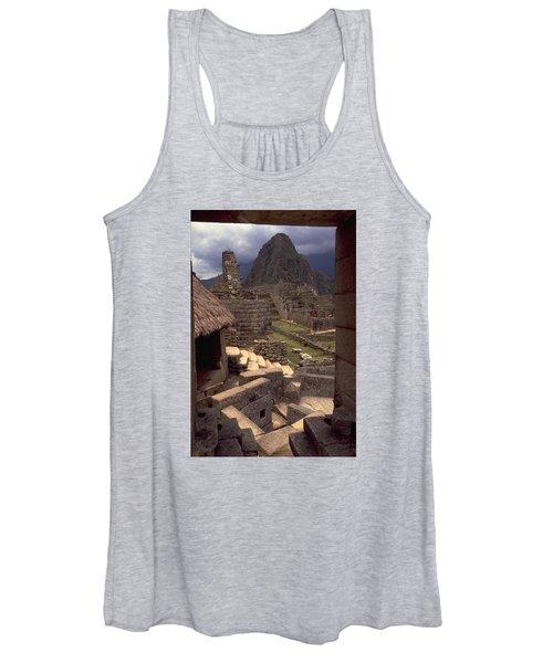 Machu Picchu Women's Tank Top