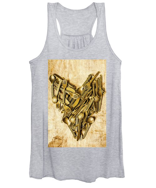 Made With Love Women's Tank Top