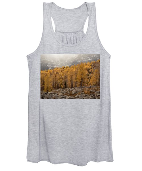 Magnificent Fall Women's Tank Top