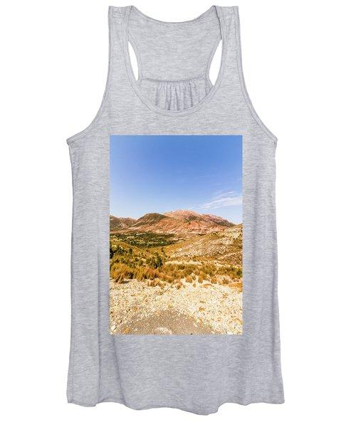 Majestic Arid Peaks Women's Tank Top