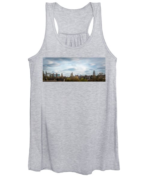 Majestic Cloud 1 Women's Tank Top
