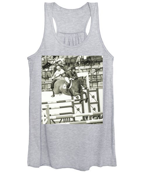 Make Every Second Count Women's Tank Top