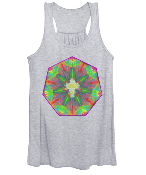 Mandala 1 1 2016 Women's Tank Top