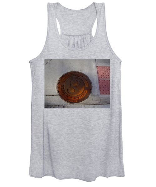 Manhole I Women's Tank Top