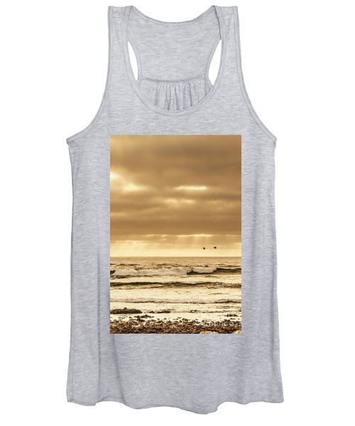 Marine Dream Women's Tank Top