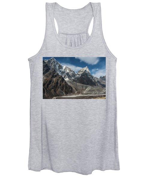 Massive Tabuche Peak Nepal Women's Tank Top