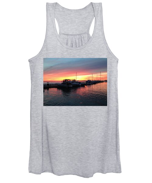 Masts And Steeples Women's Tank Top