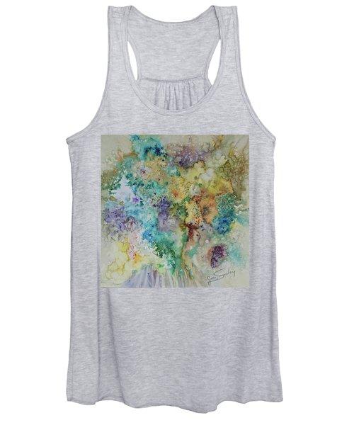 May Flowers Women's Tank Top