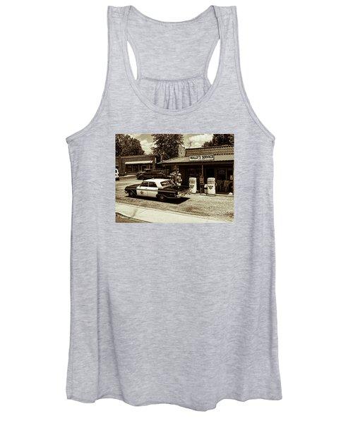 Automobile History Women's Tank Top
