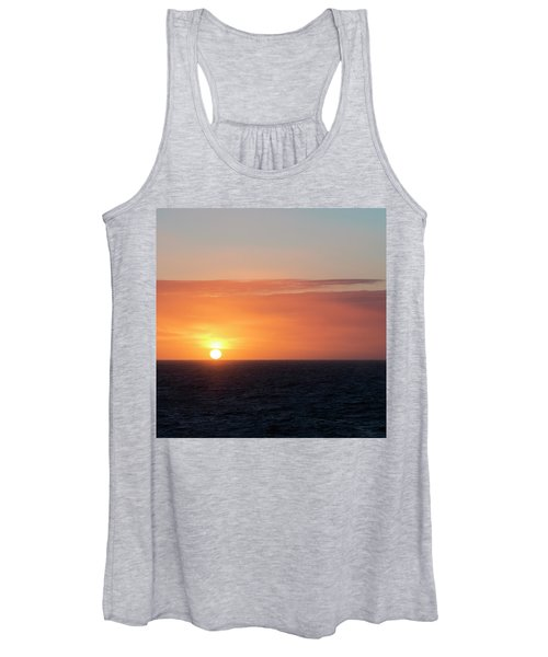 Meeting The Horizon Women's Tank Top