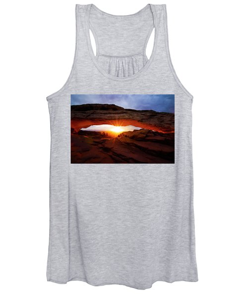 Mesa Arch Sunrise Women's Tank Top