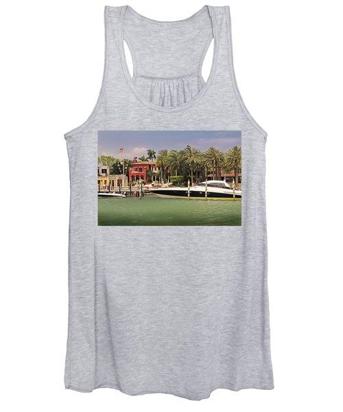 Miami Style Women's Tank Top