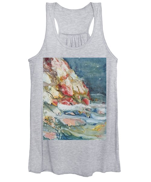 Midnight Surf Women's Tank Top