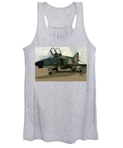 Mig Killer Women's Tank Top