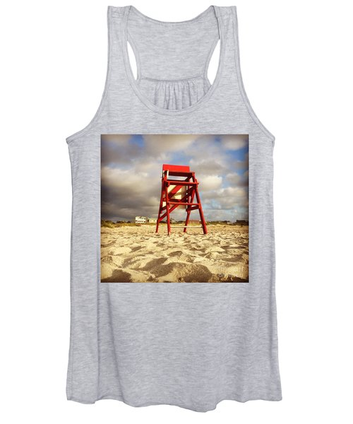 Mighty Red Women's Tank Top