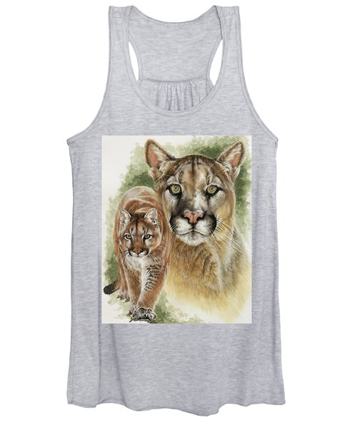 Mighty Women's Tank Top