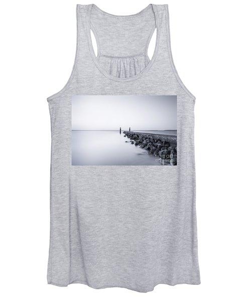 Milky Sea Women's Tank Top